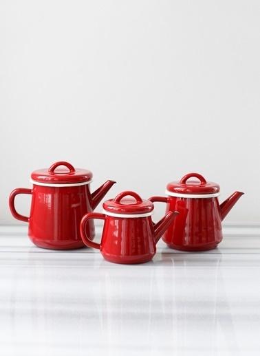 Refika Çaydanlık Renkli